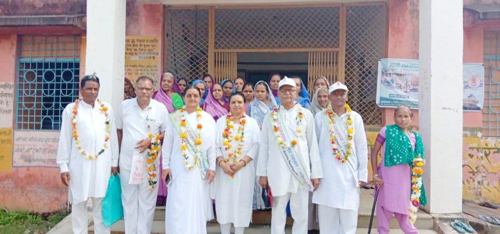 म्हारो राजस्थान समृद्ध राजस्थान जयपुर से डूंगरपुर अभियान के तहत सुंदरपुर में कार्यक्रम