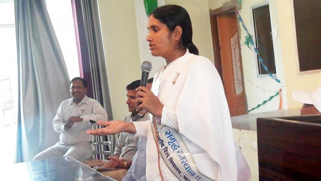 म्हारो राजस्थान समृद्ध राजस्थान अभियान के तहत चन्द्र प्रभू  दिगम्बर जैन कन्या महाविद्यालय तिजारा में कार्यक्रम