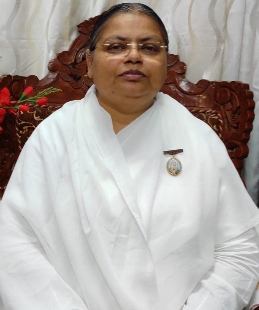 बापदादा के अमूल्य नूरे रत्न समिता बहनजी को समाज सेवा प्रभाग की ओर से भावभीनी श्रद्धांजलि